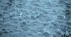 Az esőcseppek alakja