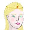 Szőke királylány