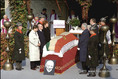 Varga Béla temetése
