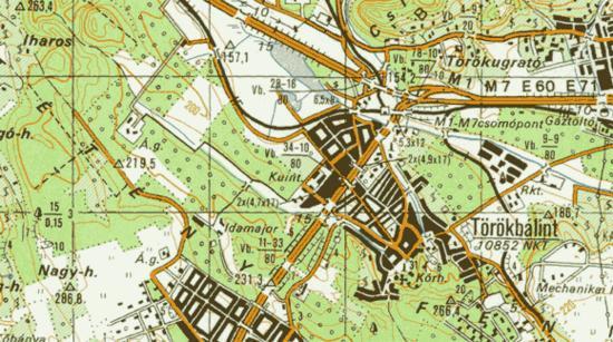 törökbálint térkép Nyelvtan   6. osztály | SuliTudásbázis törökbálint térkép