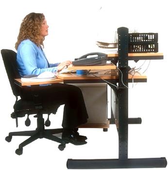 Számítógépes munkahely kialakítása