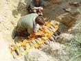 Gránátokat találtak Székesfehérvárnál