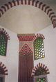Sztalaktitdíszítés a pécsi Gázi Kászim-dzsámiban