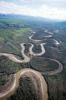 Kanyargó folyó