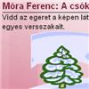 Móra Ferenc: A csókai csóka 1.