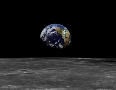 Földünk a világűrből