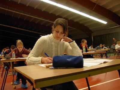 A vizsga is stresszhelyzet