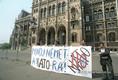 Magyarország NATO-tagsága elleni tiltakozás