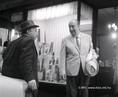 Luis Corvalán és Pablo Neruda Budapesten