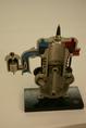 Négyütemű benzinmotor modellje