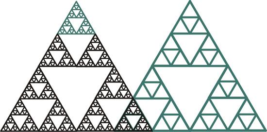 Sierpinski-háromszög