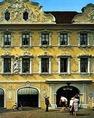 Rokokó-ház Würzburgban