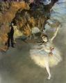 Edgar Degas: Balett-táncosnő