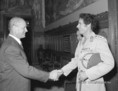 Muammar Al-Kadhafi Budapesten