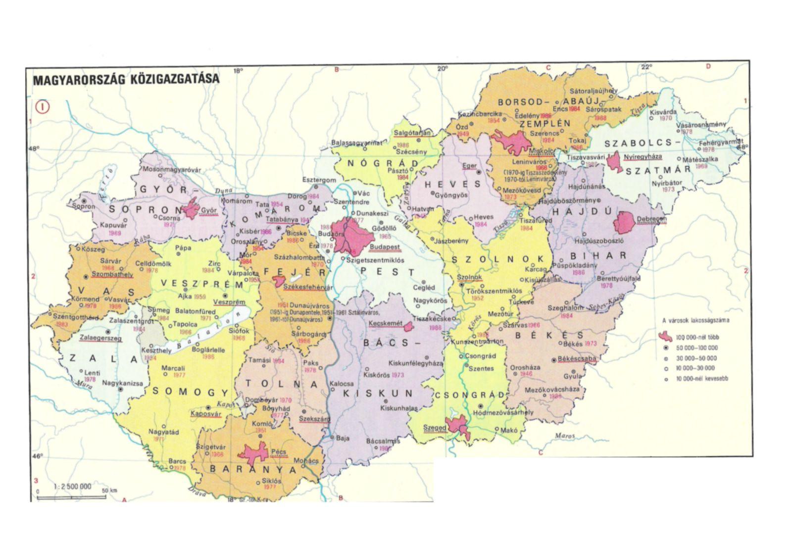 magyarország térkép kiskőrös Közlekedési földrajz | SuliTudásbázis magyarország térkép kiskőrös