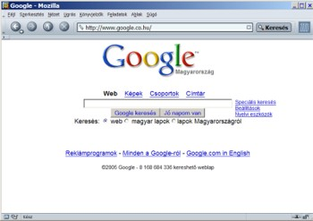 Google képe