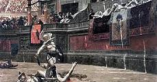 Régi idők hobbija - Gladiátor játékok