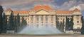 A debreceni egyetem központi épülete