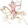 Magyar lovas íjjal
