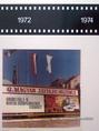 Egy korábbi filmszemle plakátja Pécsett