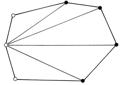 Hány oldalú az a konvex sokszög amelynek 119 átlója van