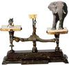 Elefánt és egér
