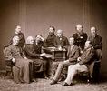 Liszt Ferenc tisztelői körében, 1873