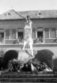 Arany János emlékmű Nagykőrösön