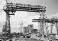 Az Oroszlányi Erőmű építése