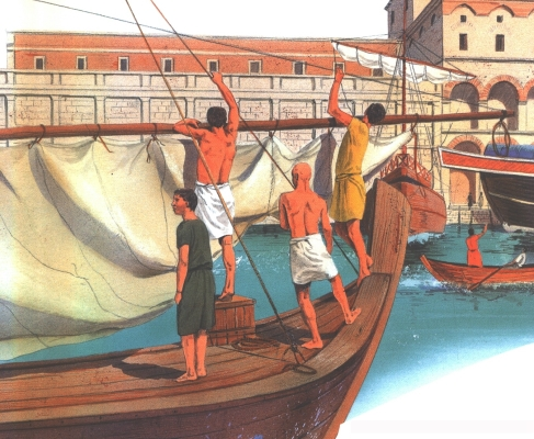 Római kikötő