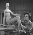 Saár Erzsébet szobrászművész