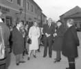 Hans-Dietrich Genscher és felesége Szentendrén