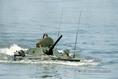 Duna '85 hadgyakorlaton a vízi egységek