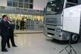 Kiss Péter a Knorr-Bremse budapesti üzemében