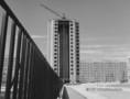 Elkészült az első toronyépület csuszózsaluzása Kelenföldön