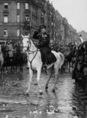 A Nemzeti Hadsereg ünnepélyes bevonulása Budapestre (MNM-Jaksity)