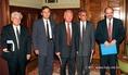 Gál Zoltán fogadta az RMDSZ küldöttségét