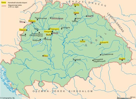 Magyarország kultúrája a 14-15.században