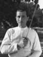 Papp Bertalan, kardvívó