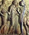 Polükleitosz: Hitvesi hűség (Orpeheus és Euridiké)