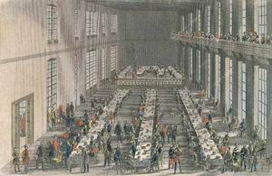 Az alsótábla ülésterme Pozsonyban