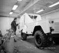 Új festősor a Csepel Autógyárban