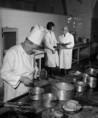 A Belkereskedelmi Minisztérium kísérleti konyhája