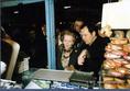 A brit kormányfő a Nagyvásárcsarnokba látogatott