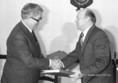 Magyar-brit kétoldalú megállapodások aláírása