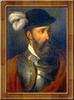 Pizarro portréja
